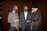 RON ARAD; MAT COLLISHAW; GAVIN TURK, Liberatum Cultural Honour for Francis Ford Coppola<br /> with Bulgari Hotel & Residences, London. 17 November 2014