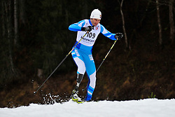 ROBLEDO Pablo Javier, ARG at the 2014 IPC Nordic Skiing World Cup Finals - Long Distance