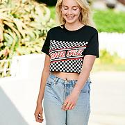 Annabelle. Spring apparel shoot   Santa Cruz Skateboards