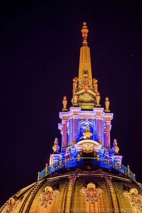 Spire atop the Dome, City Hall