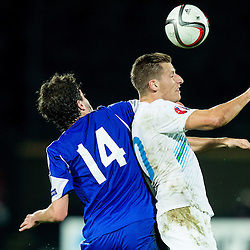 20151012: SLO, Football - UEFA EURO 2016 Qualifications, San Marino vs Slovenia