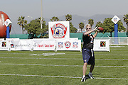 Boomer Esiason and NFL players participated in the 2004 NFL Quarterback Challenge in Santa Monica, CA on 04/24/2004. ©Paul Anthony Spinelli