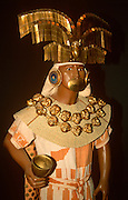 PERU, PREHISPANIC, GOLD Moche (Mochica) Lord of Sipan Tomb