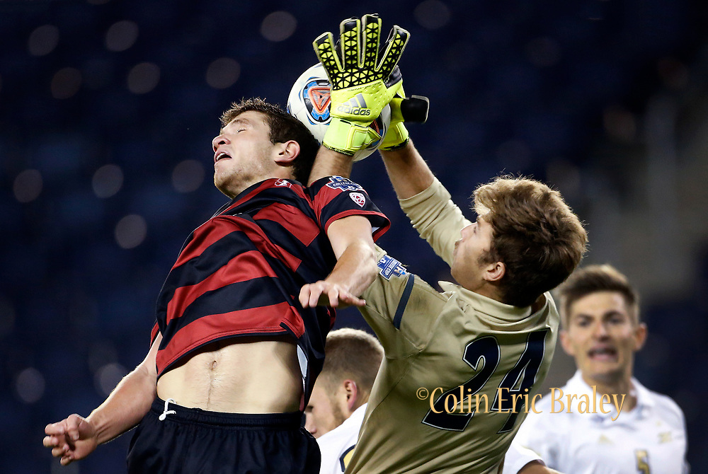 Experienced, top sports photographer in Kansas City - Stanford plays Akron during an NCAA College Cup soccer match, Friday, Dec. 11, 2015, in Kansas City, Kan. AP Photo/Colin E. Braley