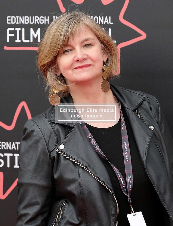 Edinburgh International Film Festival, Thursday 22nd June 2017<br /> <br /> Juror's photocall<br /> <br /> Andrea Gibb<br /> <br /> (c) Alex Todd | Edinburgh Elite media