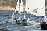 2016 Olympic Sailing Games-Rio-Brazil, ANP Copyright Olympische Spelen Zeilen, ls-ARG- Julio Alsogaray- Laser Standaard