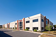 Architectural Photography of Rockville MD Flex building 701 Dover Road by Jeffrey Sauers of Commercial Photographics