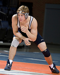Kaylon Baxter of Old Dominion University, ranked #15 nationally in the 149lb weight class. The 2008 Virginia Intercollegiate Wresting Championships were hosted by the University of Virginia at the John Paul Jones Arena in Charlottesville, VA on January 5, 2008.