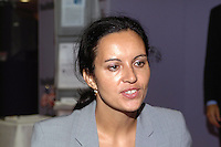 Caroline Flint, MP, Labour Party, Britain, UK. Taken at Labour Party Conference, Brighton, UK. Ref: 200110013772.<br />