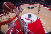 Filippo Baldi Rossi, Kaleb Tarczewski<br /> Virtus Segafredo Bologna - EA7 Emporio Armani Olimpia Milano<br /> LegaBasket Serie A 2017/2018<br /> Bologna, 11/03/2018<br /> Foto M.Ceretti / Ciamillo-Castoria