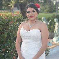 Monica Alvarado bridal proofs