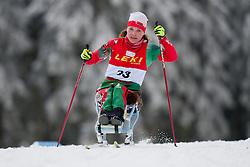 VAUCHOK Liudmila, Biathlon Middle Distance, Oberried, Germany