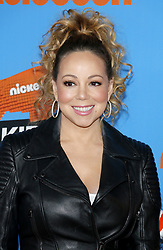 Mariah Carey at the Nickelodeon's 2018 Kids' Choice Awards held at the Forum in Inglewood, USA on March 24, 2018.