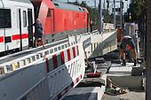 Bad Bentheim railwaystation Germany