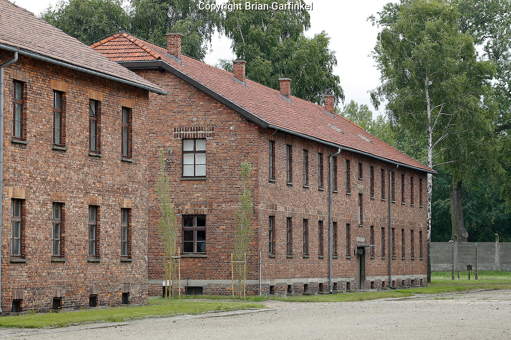 Auschwitz Concentration Camp in Poland on Tuesday July 5th 2011.  (Photo by Brian Garfinkel)