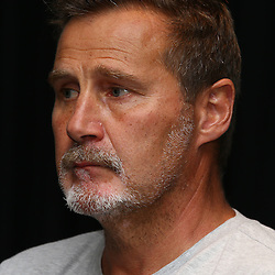 Robert du Preez (Head Coach) of the Cell C Sharks