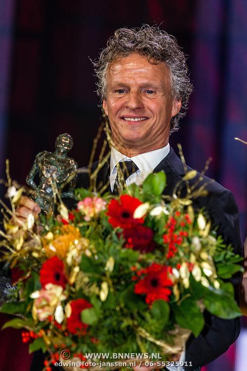 NLD/Amsterdam/20161221 - NOC*NSF Sportgala 2016, Jan Lammers