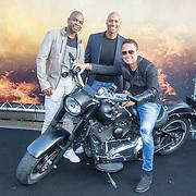 NLD/Amsterdam/20150707- Film premiere Terminator Genisys, Re-Play