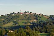 Kreuzberg bei Freyung, Bayerischer Wald, Bayern, Deutschland   Kreuzberg near Freyung, Bavarian Forest, Bavaria, Germany