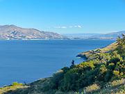 Landscape and Seascape near North Island, New Zealand