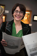 THE COUNTESS OF NORMANBY, VIP Opening of Frieze Masters. Regents Park, London. 9 October 2012
