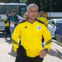 Alashkert Players Arrive