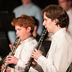 High School Music Concert<br /> Band and Chorus