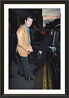 Peirs Brosnan<br /> Museum-quality Archival signed Framed Print A3 (Limited Edition of 25)