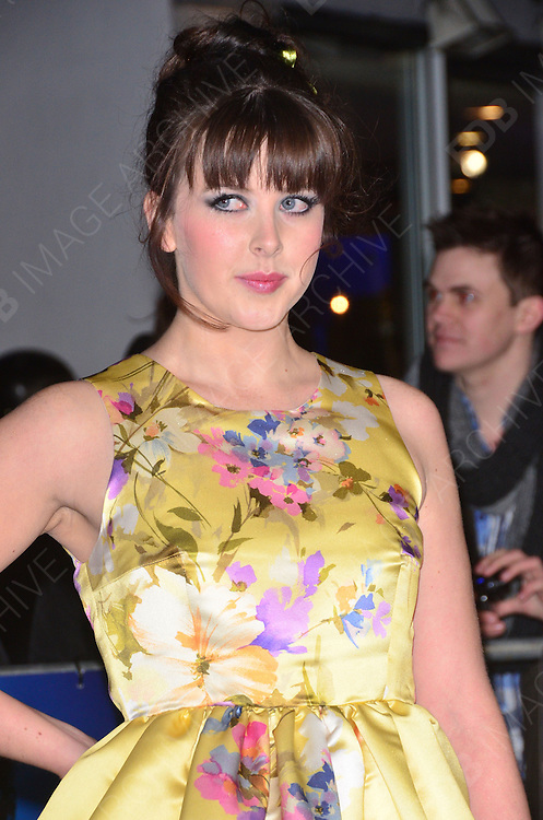 04.JANUARY.2012. LONDON<br /> <br /> ALEXANDRA ROACH AT THE EUROPEAN PREMIERE OF THE IRON LADY AT THE BFI SOUTHBANK IN LONDON<br /> <br /> BYLINE: EDBIMAGEARCHIVE.COM<br /> <br /> *THIS IMAGE IS STRICTLY FOR UK NEWSPAPERS AND MAGAZINES ONLY*<br /> *FOR WORLD WIDE SALES AND WEB USE PLEASE CONTACT EDBIMAGEARCHIVE - 0208 954 5968*