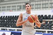 DESCRIZIONE : Trento Primo Trentino Basket Cup Nazionale Italia Maschile <br /> GIOCATORE : Danilo Gallinari<br /> CATEGORIA : allenamento<br /> SQUADRA : Nazionale Italia <br /> EVENTO :  Trento Primo Trentino Basket Cup<br /> GARA : Allenamento<br /> DATA : 27/07/2012 <br /> SPORT : Pallacanestro<br /> AUTORE : Agenzia Ciamillo-Castoria/M.Gregolin<br /> Galleria : FIP Nazionali 2012<br /> Fotonotizia : Trento Primo Trentino Basket Cup Nazionale Italia Maschile<br /> Predefinita :
