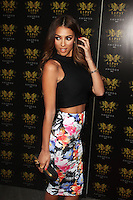 LONDON - May 29: Georgia Salpa at the Lipsy VIP Fashion Awards 2013 (Photo by Brett D. Cove)