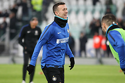 December 9, 2017 - Turin, Piedmont, Italy - Ivan Perisic (FC Internazionale) before the Serie A football match between Juventus FC and FC Internazionale at Allianz Stadium on 09 December, 2017 in Turin, Italy..The final score is 0-0. (Credit Image: © Massimiliano Ferraro/NurPhoto via ZUMA Press)