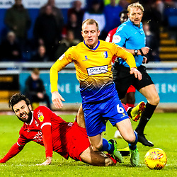 Mansfield Town v Swindon Town