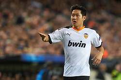 November 5, 2019, Valencia, Valencia, Spain: Lee Kang-In of Valencia during the during the UEFA Champions League group H match between Valencia CF and Losc Lille at Estadio de Mestalla on November 5, 2019 in Valencia, Spain (Credit Image: © AFP7 via ZUMA Wire)