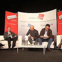 Alpbach Talks, 16.11.2012