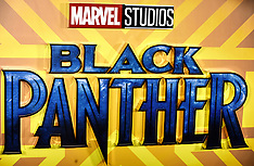 8 FEB 2018 Black Panther European Premiere