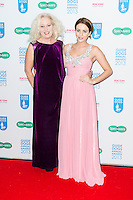 Debbie Bright and Lydia Rose Bright,Guide Dog of the Year Awards and Charity Ball, London Hilton, Park Lane, London UK, 11 December 2013, Photo by Raimondas Kazenas