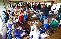 ASSEN - HOCKEY - Meisjes B2. Hockey Vereniging Assen. COPYRIGHT KOEN SUYK
