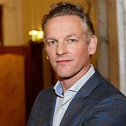 NLD/Amsterdam/20180111 - Photocall Bankier van het Verzet, Barry Atsma