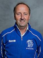 UTRECHT - manager Rick Volkers Kampong Heren I , seizoen 2013-2014. FOTO KOEN SUYK