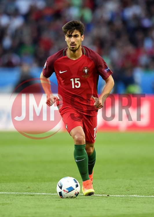 Andre Gomes of Portugal  - Mandatory by-line: Joe Meredith/JMP - 18/06/2016 - FOOTBALL - Parc des Princes - Paris, France - Portugal v Austria - UEFA European Championship Group F