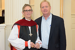 Audrey C. Scanlan. A Service of Evensong Together with the Conferral of Honorary Degrees. 20 October 2015. Berkeley Divinity School at Yale University.