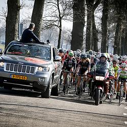 13-03-2016: Wielrennen: Acht van Dwingeloo: Dwingeloo<br />DWINGELOO (NED) wielrennen