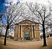 Stock  / Tuileries Gardens/ Orangerie