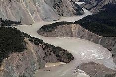 Kaikoura-Aerials of earthquake damage