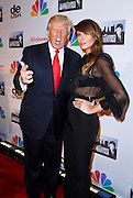 Donald Trump and Melanie Trump attend the All-Star Celebrity Apprentice Finale at Cipriani 42nd Street in New York City, New York on May 19, 2013.