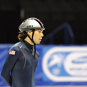 Apolo Anton Ohno - US Speedskating Team - Short Track Speed Skating - Photo Archive
