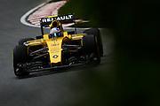 June 9-12, 2016: Canadian Grand Prix. Jolyon Palmer (GBR), Renault