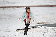 Snow-January 7, 2010