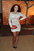 June 30, 2012-Los Angeles, CA : Recording Artist Elle Varner attends the 2012 BET Pre-Awards Reception held at Union Station on June 30, 2012 in Los Angeles, California. The BET Awards were established in 2001 by the Black Entertainment Television network to celebrate African Americans and other minorities in music, acting, sports, and other fields of entertainment over the past year. The awards are presented annually, and they are broadcast live on BET. (Photo by Terrence Jennings)